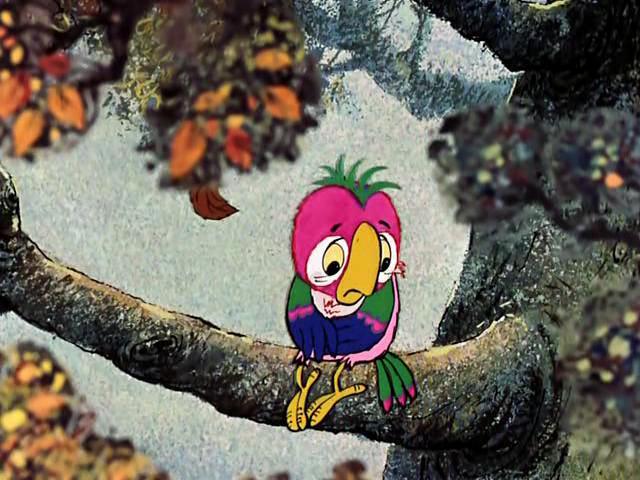 Скачать мультик Возвращение блудного попугая бесплатно